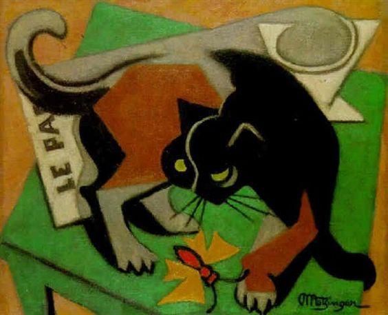 1940-Le-chat-au-papillon