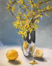 All for Forsythia, Cindy Mac