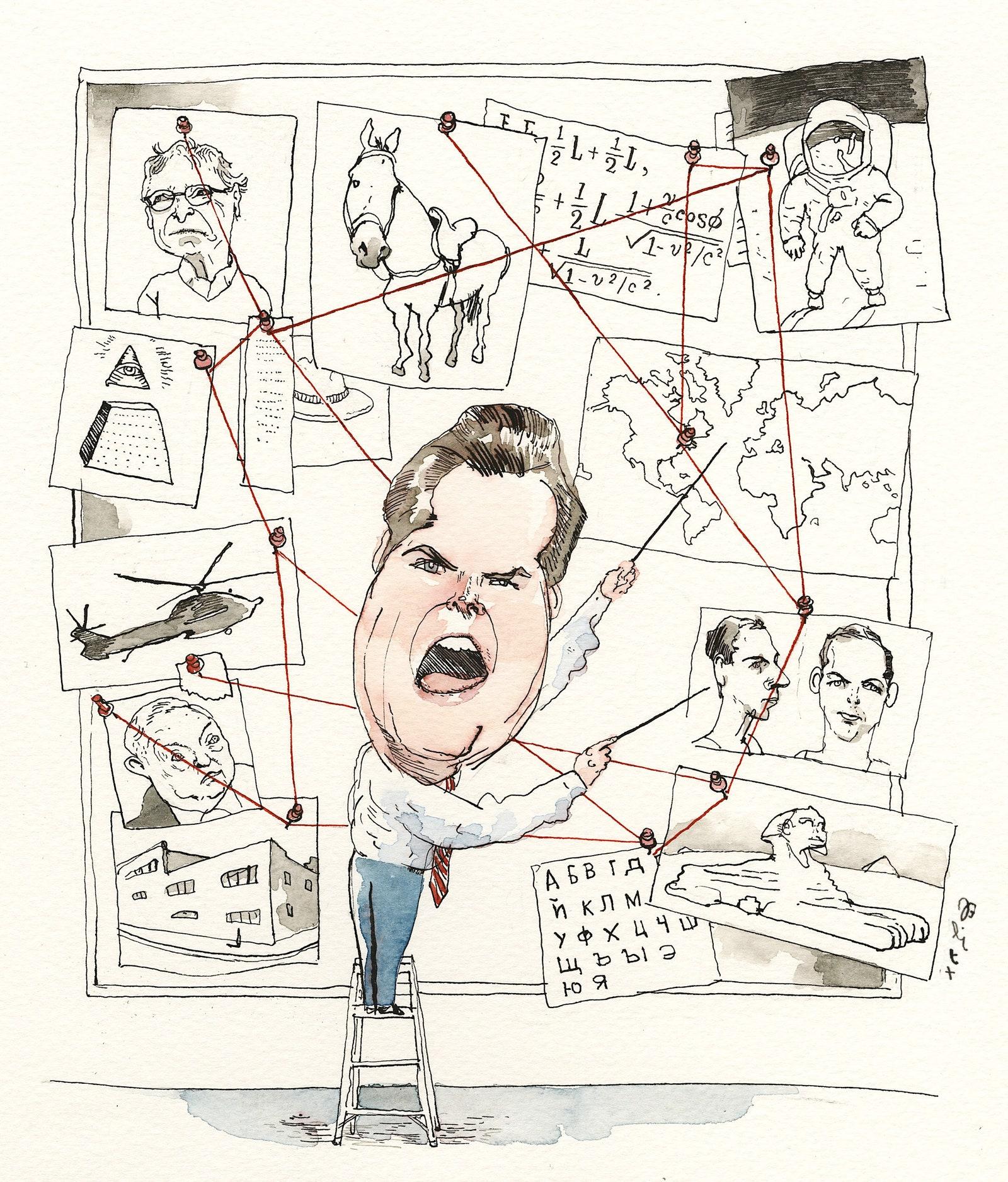 Barry Blitt, The New Yorker