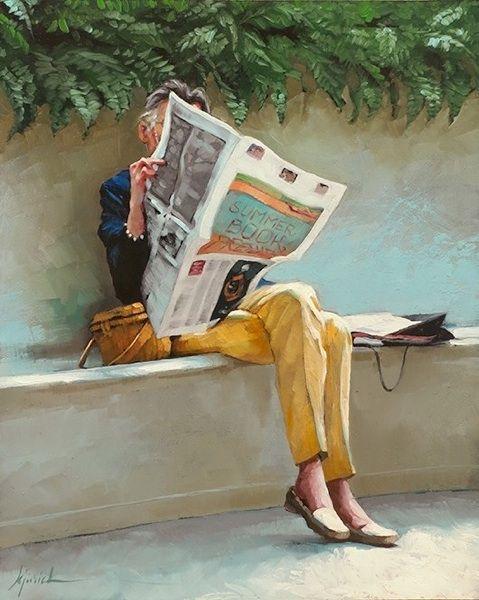 Karin Jureck, Behind the News