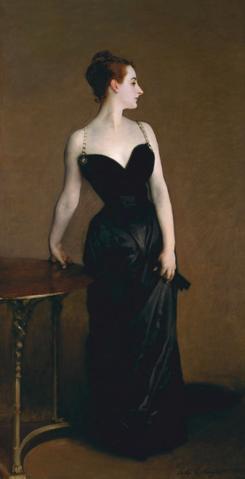 Portrait of Madame X, John Singer Sargent