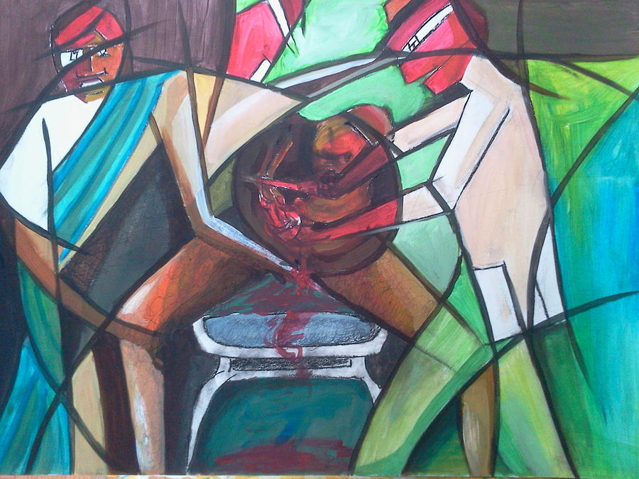 Abortion by Anil Keshari