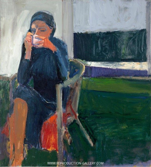 Richard Diebenkorn, Coffee, 1959