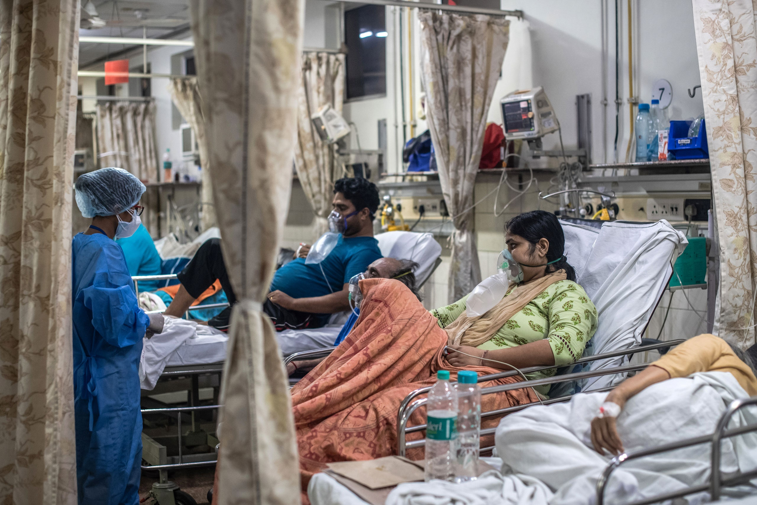 The constellation of forces that led to India's coronavirus crisis is not unique; it's the default in most of the world.Photograph by Rebecca Conway Getty