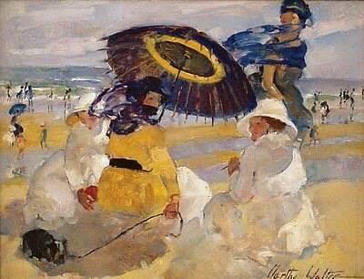 Martha Walter, American impressionist painter