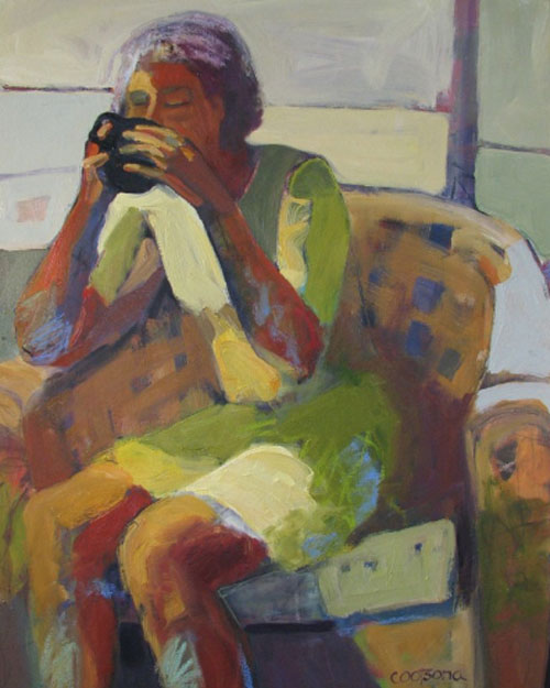 Melinda L. Cootsona, Black Coffee Ode to RD