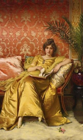 Frédéric Soulacroix (1858-1933), a French painter.
