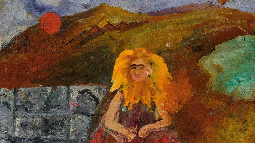 Frida in Flames, 1953-54