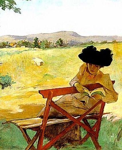 Irving R. Wiles, Sunshine and Shadow Woman
