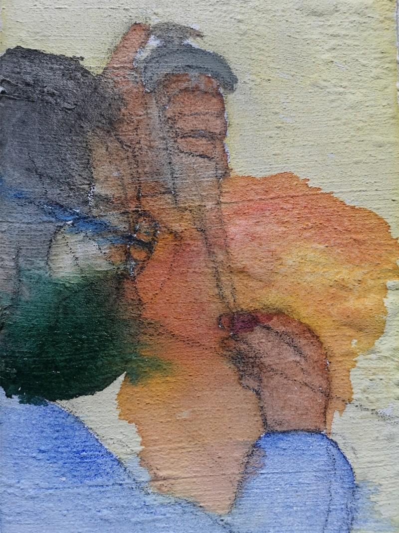 Pipetting The Sample by Ali Al-Nasser