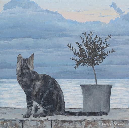 Gathering storm, Karen Comber