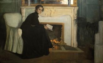Santiago Rusiñol, Romantic Novel