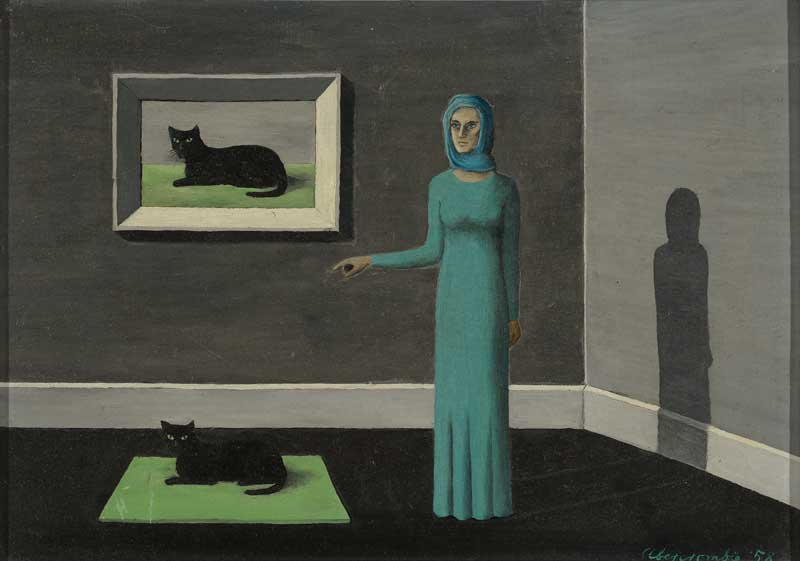 Two-Cats-Gertrude-Abercrombie