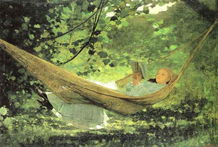 Winslow Homer, Sunshine and Shadow