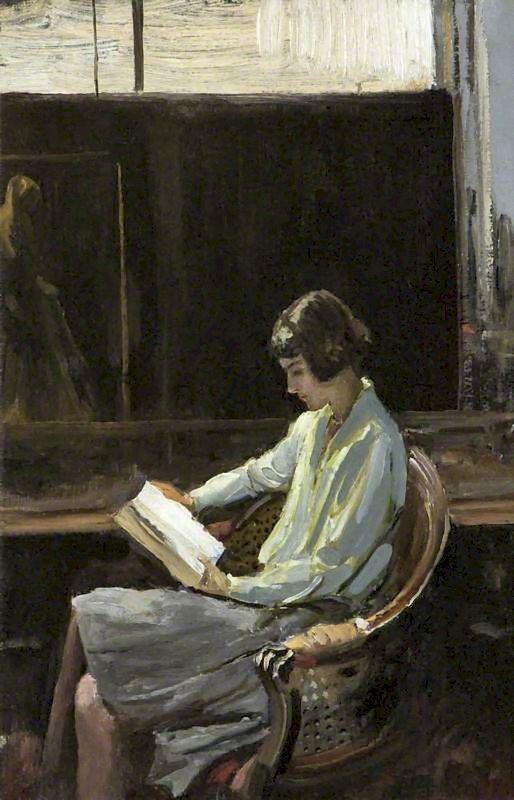Alice, by Sir John Lavery 1856-1941