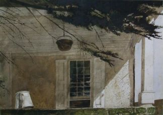 Andrew Wyeth, The Porch