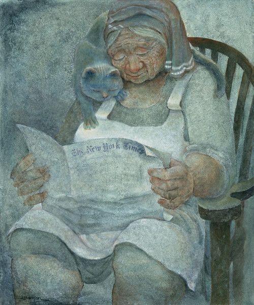 By Sandra Bierman, 1938