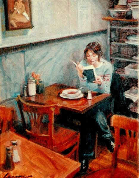 Keith Larson, A Page Turner, 2012