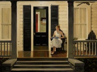 Summer Porch, by Sally Storch