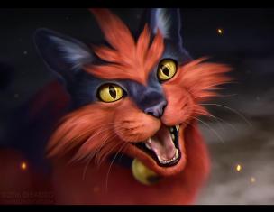 Toracat, by Chiakiro